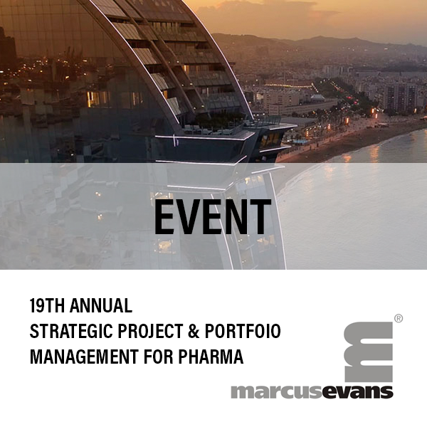UCB and Captario at Conference: 19th Annual Strategic Project & Portfolio Management For Pharma