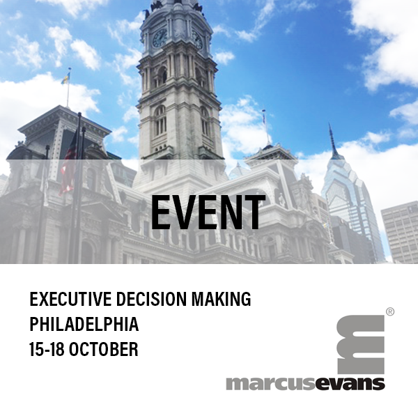 Captario attending Executive Decision Making Conference in Philadelphia.